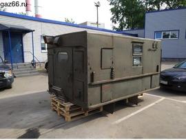 Продам КУНГ ГАЗ-63 (грузовой фургон)