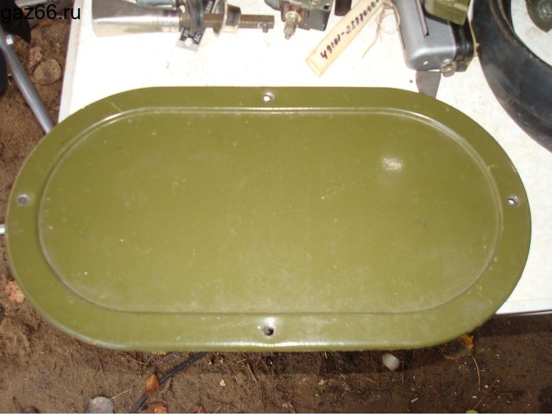 Крышка двери ГАЗ-66 - 1