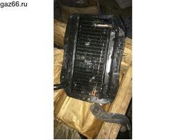 Радиатор отопителя ГАЗ-66 старого образца