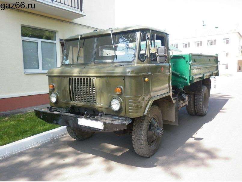 Продаю ГАЗ 66 (ГАЗ-САЗ 3511) самосвал - 1