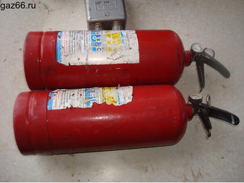 Огнетушители ОП-2 - 1