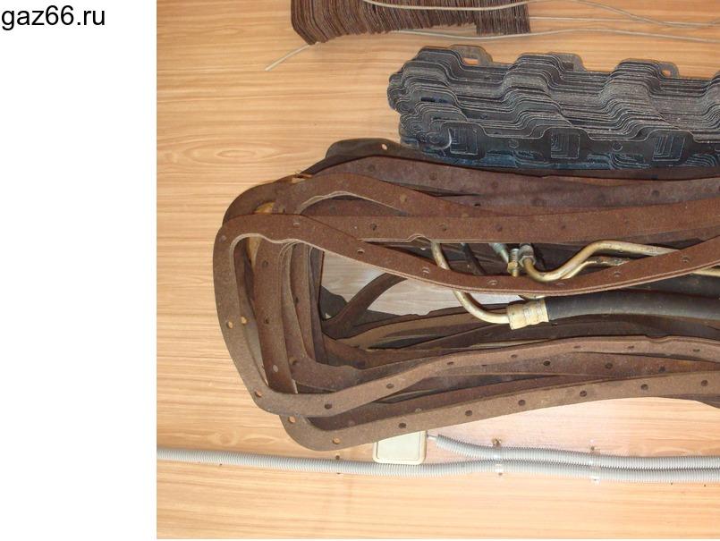Прокладка масляного картера - 1