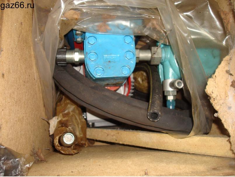Установка для заправки трансмиссионных масел, модель 3119 - 1