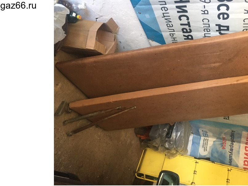 Продаются скамьи для лежака - 2
