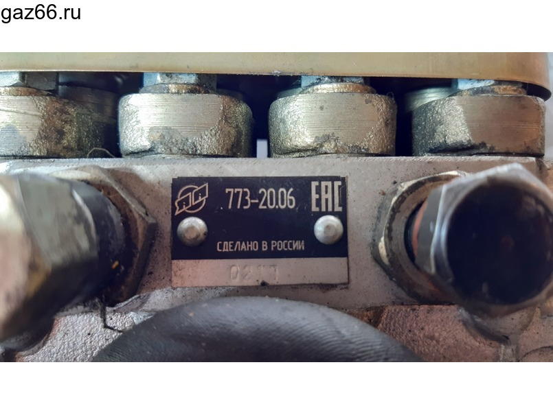 ТНВД для ММЗ-245 - 7