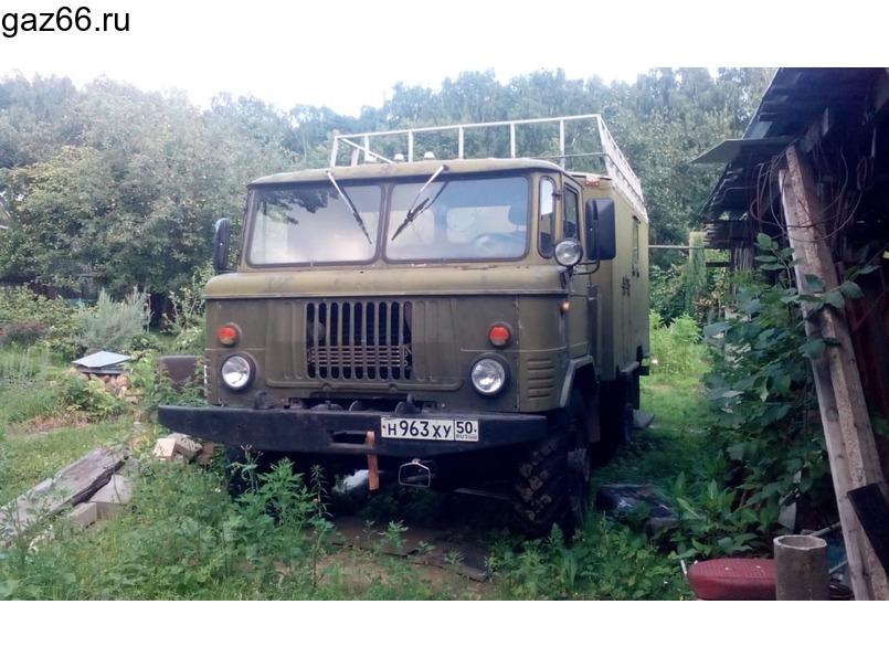 ГАЗ-6615 , 1992 г.в. - 1