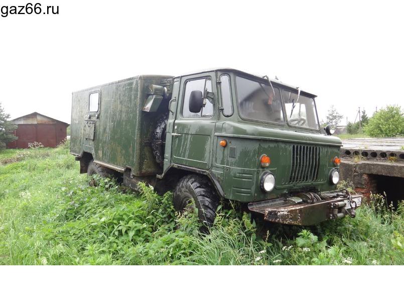 ГАЗ-6605 - 1