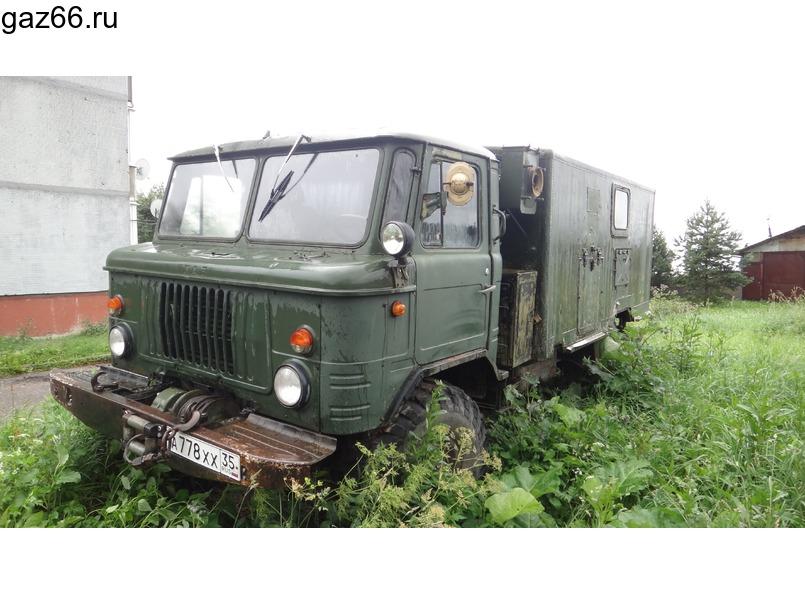 ГАЗ-6605 - 7