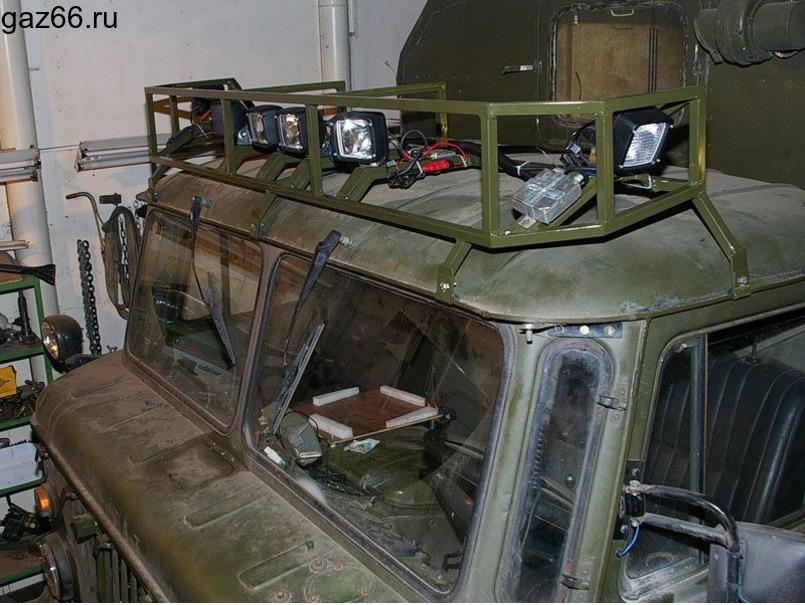 Продаю Газ-66 - 6