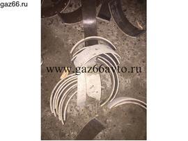 Накладка колодки стояночного тормоза ГАЗ-6