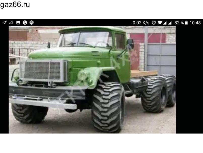 Продам вездеходные колеса ГАЗ-66 Зил-131 - 4