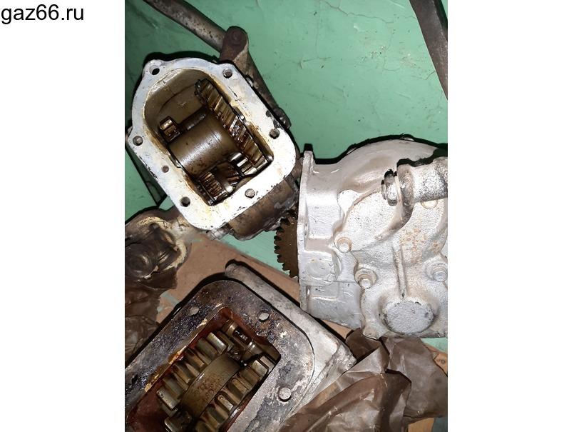 Продам КОМ в сборе с Флянцем кардана - 1