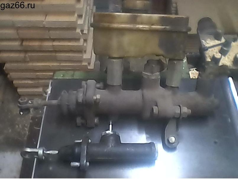 Главные цилиндры ГАЗ-66 - 1