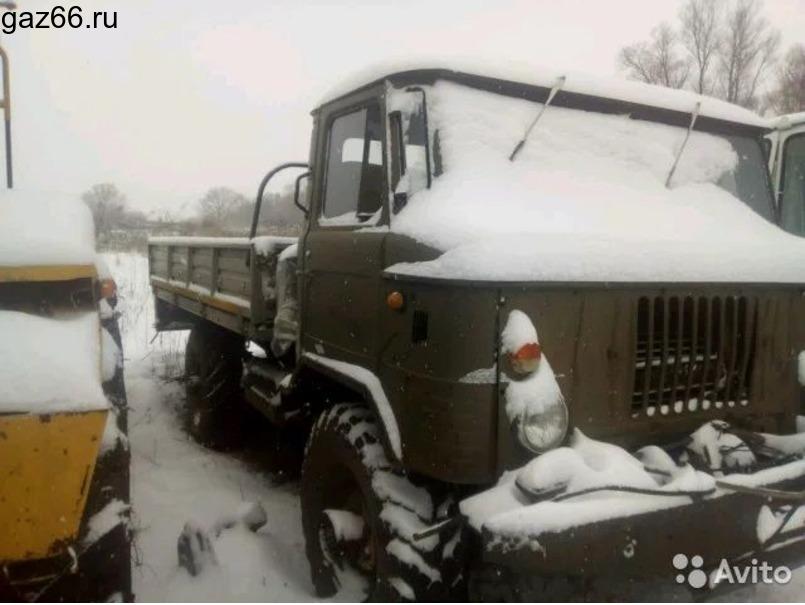 Газ-66 - 1