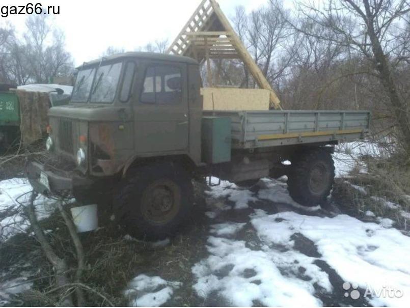 Газ-66 - 2