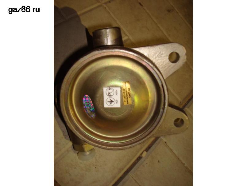 Воздухораспределитель тормозов прицепа с краном. - 3