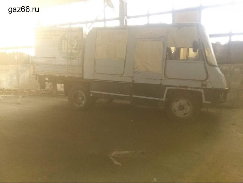 кавз-32784-012 грузопассажирский автобус - 1