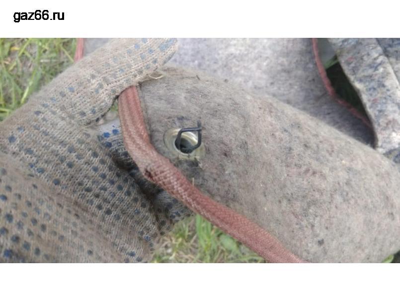 Утеплитель радиатора ГАЗ 66 - 2
