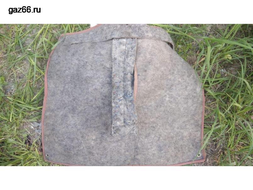 Утеплитель радиатора ГАЗ 66 - 3