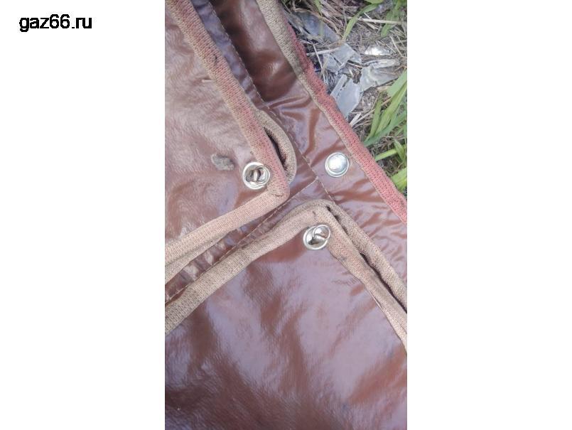 Утеплитель радиатора ГАЗ 66 - 4