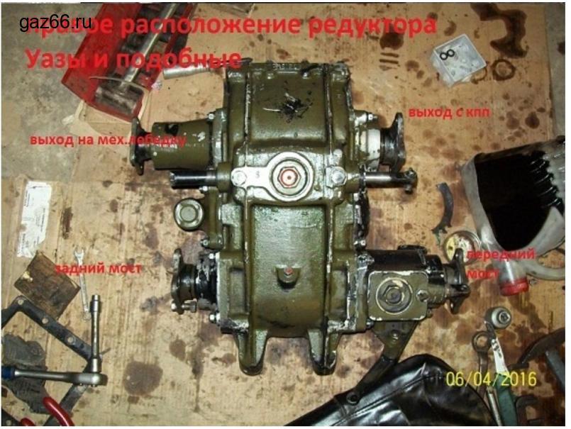 Продам раздатки БТР 70 на газ 66,газ 3308,Садко и др.внедорожники - 6
