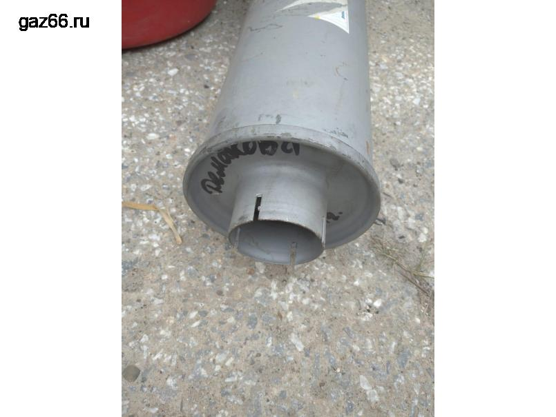 Глушитель ГАЗ 53, ГАЗ 3307 - 3