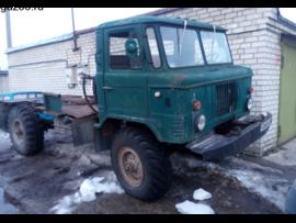 Разбираю ГАЗ-66