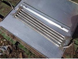 Радиатор масленый ГаЗ-66,53,3307,3308,3309. 66-1013010-18