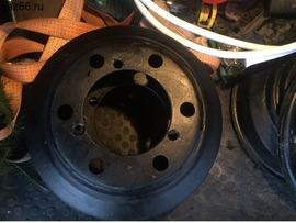 Тормозные барабаны газ 66 новые