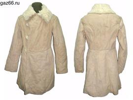 Продам новые армейские Бекеша/тулуп из натуральной овчины