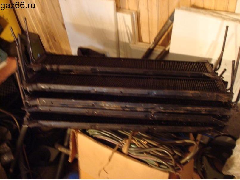 Масляный радиатор ГАЗ-66 - 1